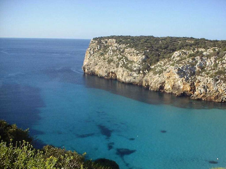 fishingtripmenorca.co.uk boat tours to Cala Porter in Menorca
